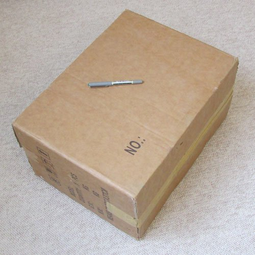 بسته بندی استریو میکروسکوپ زومیک سه چشمی 14 تا 90 برابر مدل KE-20