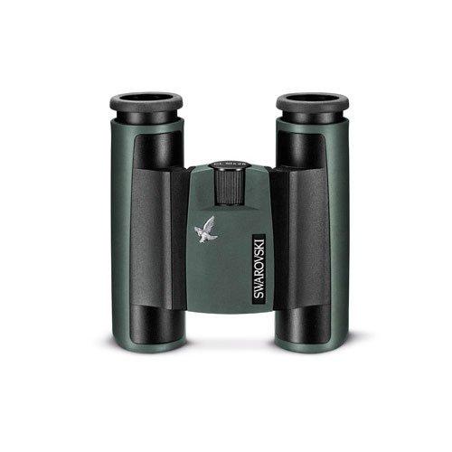 دوربین دوچشمی جیبی زاواروسکی Swarovski CL Pocket 10x25 رنگ سبز
