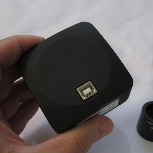 پورت یو اس بی دوربین 14 مگاپیکسلی مخصوص انواع میکروسکوپ و استریومیکروسکوپ Industrial Digital Camera