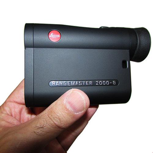 نمای بغل فاصله یاب لایکا مدل Leica Rangemaster 2000-B