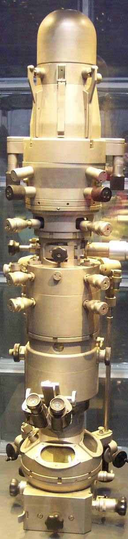 میکروسکوپ الکترونی عبوری - Transmission electron microscope