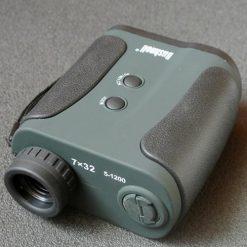 نمای فاصله یاب بوشنل 1200 متری مدل bushnell rangefinder 7x32