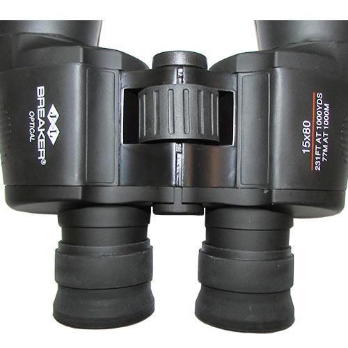 سیستم فوکوس دوربین نجومی بریکر 15 در هشتاد