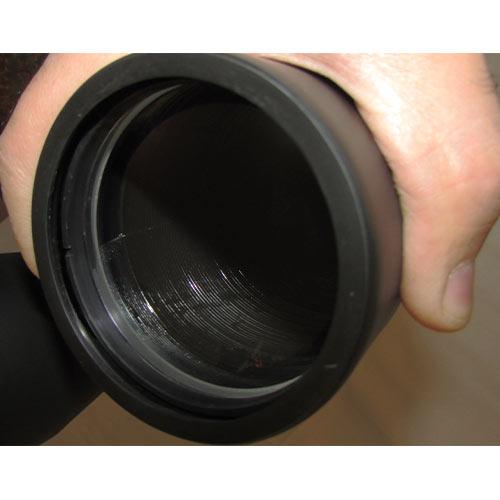مشاهده ضخامت و پهنای لنز جولویی دوربین شکاری نجومی 15x80