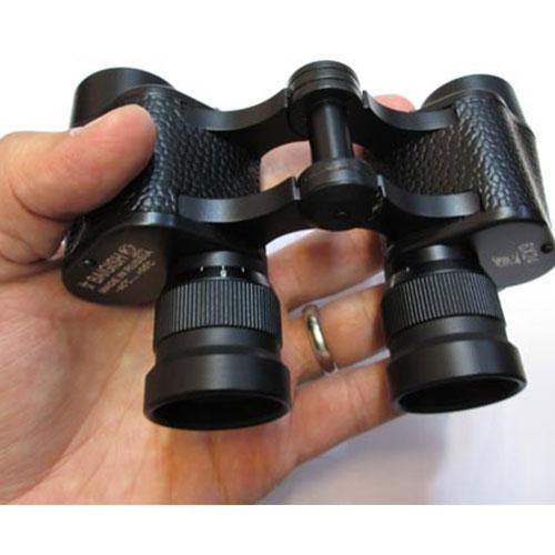 در دست گرفتن دوربین شکاری روسی بایگیش Baigish 6x24