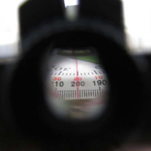 نمای چشمی قطب نمای طرح سانتو مدل 4580