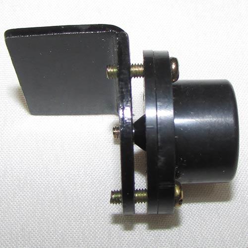 نمای بغل (بدنه فلزی ، اتصال پیچ ها و بخش بالایی) تراز شاخص آلومینیومی - تراز L مخصوص میر - تراز کروی مخصوص شاخص