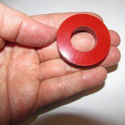 آهنربای حلقه ای - آهنربای رینگی با قطر 4.5 سانتیمتر