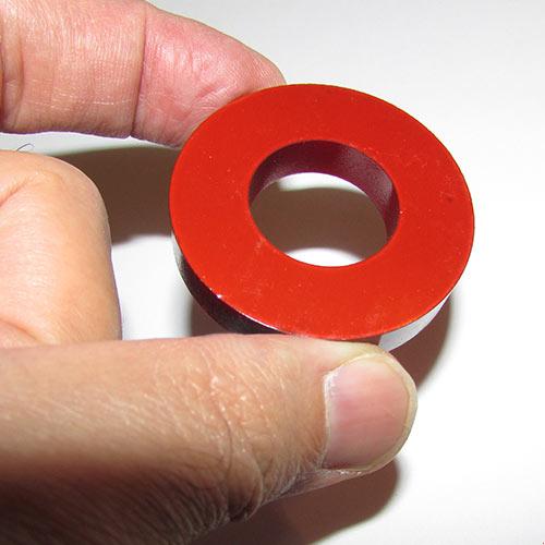مشاهده ضخامت آهنربای حلقه ای - آهنربای رینگی با قطر 4.5 سانتیمتر