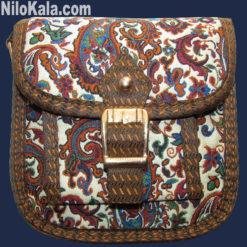 کیف ترمه دوشی سنتی
